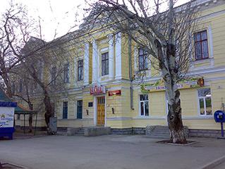 Санаторий Восход Феодосия 1-319x239