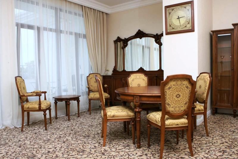 SPA-Отель Riviera Sunrise Resort & SPA (бывший Radisson) Алушта Люкс улучшенный