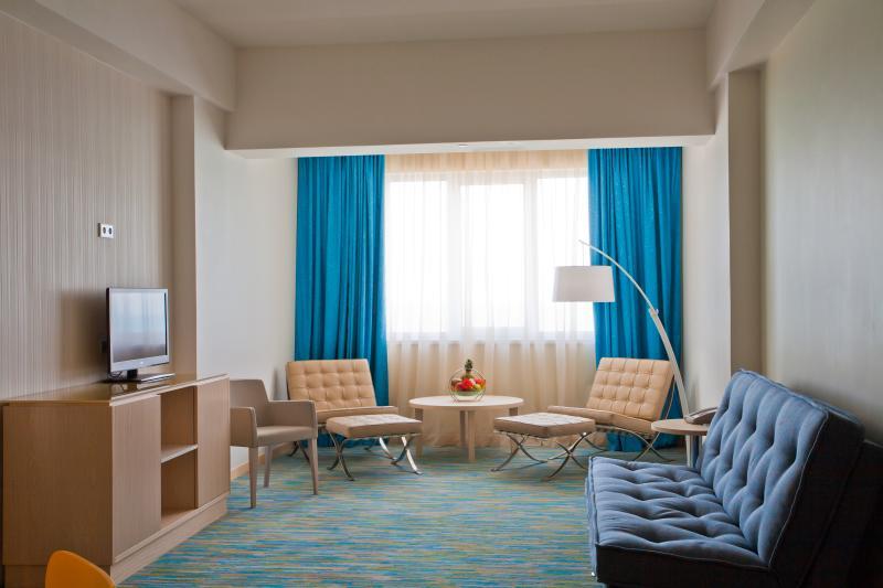SPA-Отель Riviera Sunrise Resort & SPA (бывший Radisson) Алушта Новый корпус