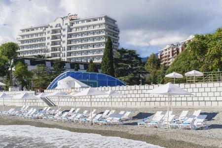 SPA-Отель Riviera Sunrise Resort Алушта