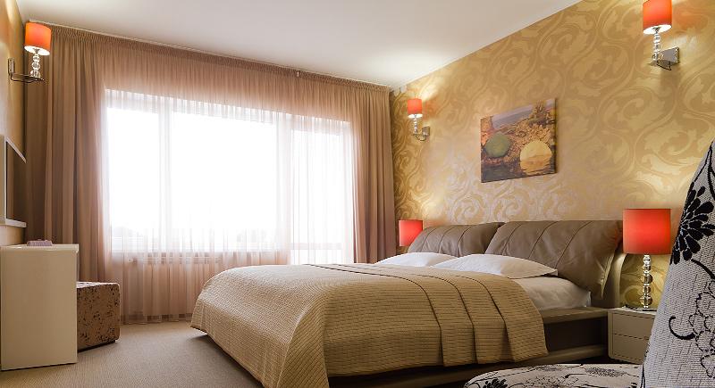 Отель Европа Партенит Апартаменты «Евролюкс»