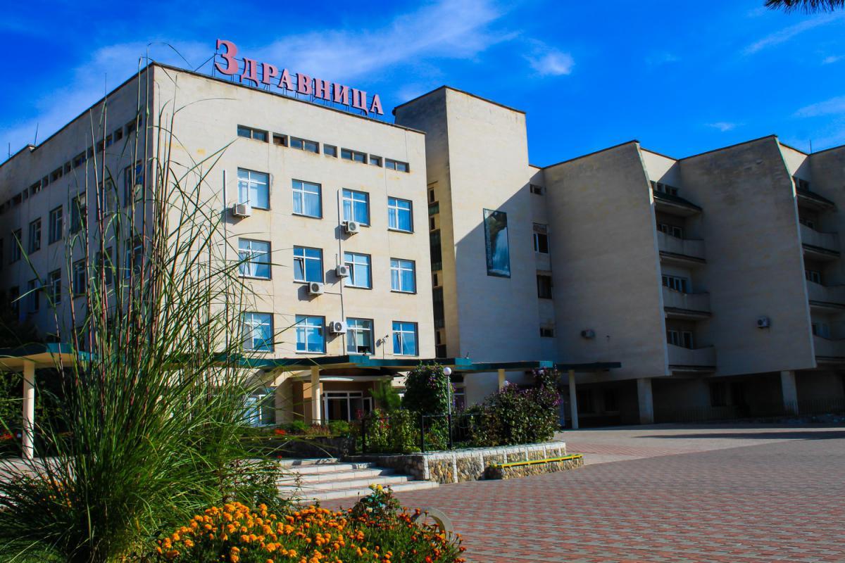 Детский Санаторно-Оздоровительный Центр Здравница Евпатория