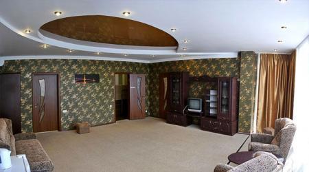Люкс 3-местный 2-комнатный