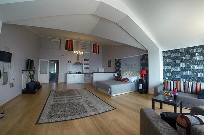 Апарт-отель Европа Евпатория Aмстердам