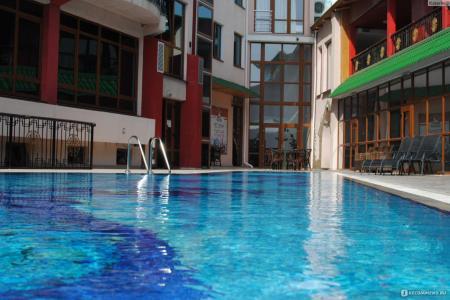 Отель Веселый Хотей