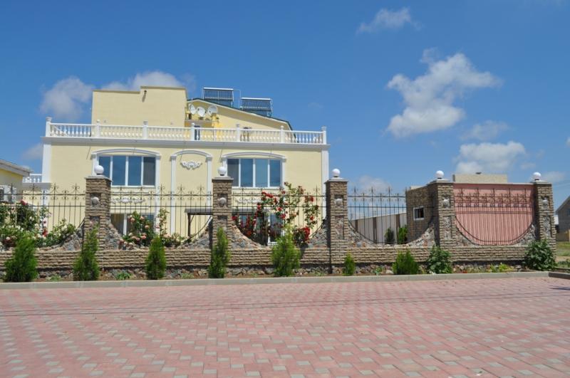 Гостевой Дом Аркадия Заозерное