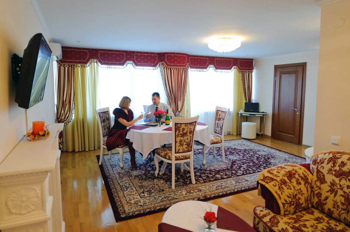 Санаторий Сакрополь Саки 3-х ком апартаменты