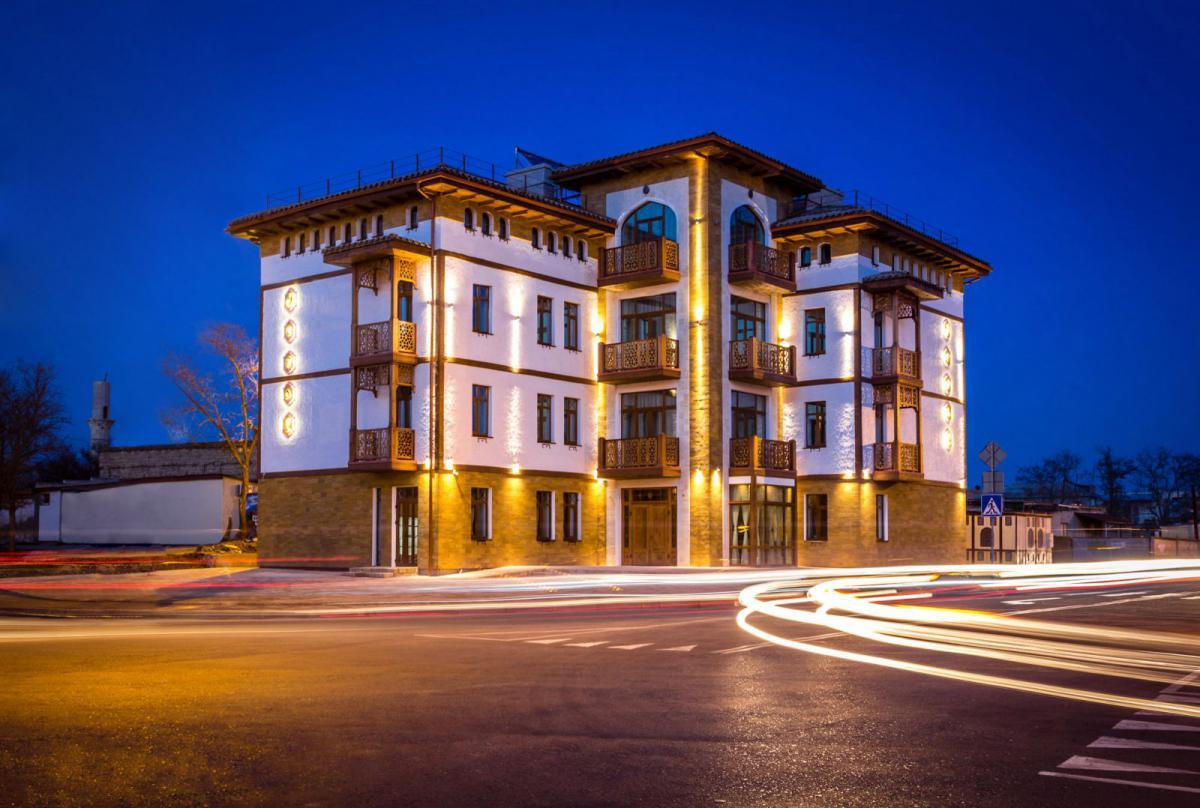 Гостиница Джеваль
