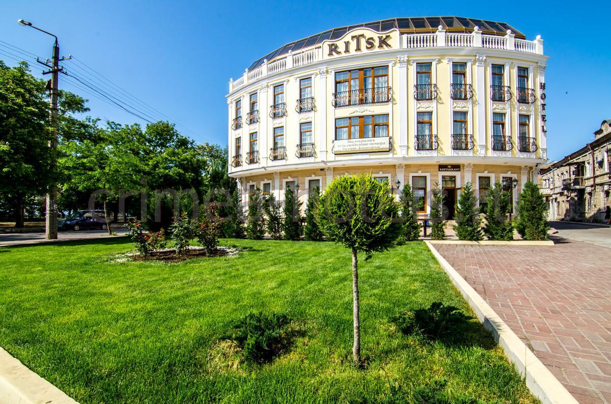 Отель Рицк (Ritsk)