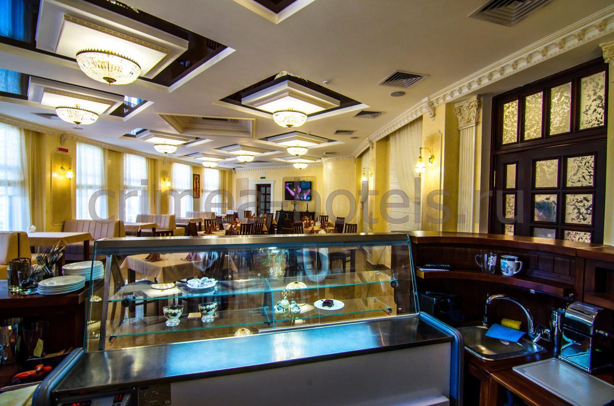 Отель Рицк (Ritsk) Евпатория Ресторан