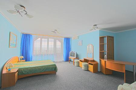 Люкс 2-местный 1-комнатный корпус 1