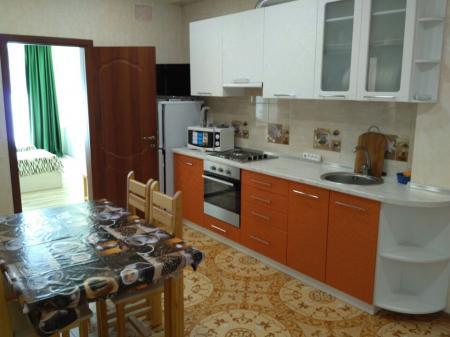 Апартаменты 4-местный с кухней
