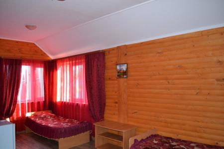 Финский домик со всеми удобствами