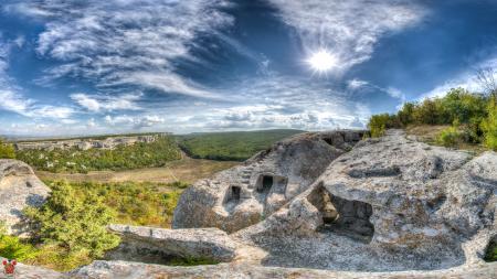Экскурсионный тур Пещерные города Крыма (индивидуальная экскурсия)