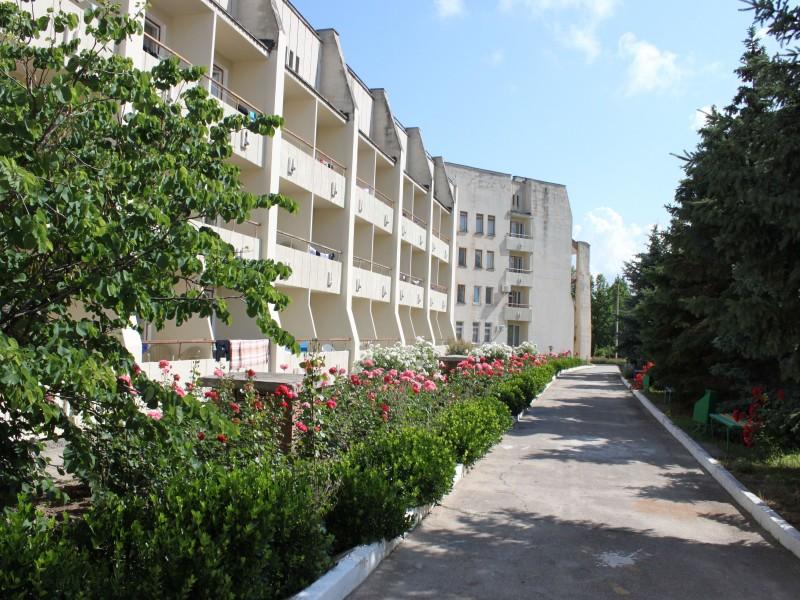 Отель Таврида мыс Лукулл Угловое