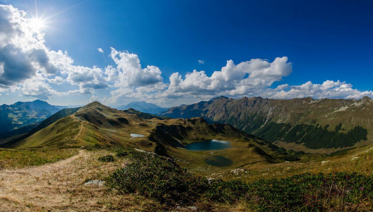 Парки, зоны отдыха, заповедники Рицинский реликтовый национальный парк
