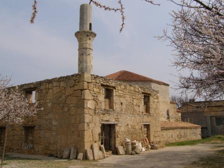 Памятники, исторические объекты Текие Дервишей