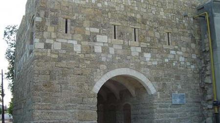Памятники, исторические объекты Одун-базар-къапысы