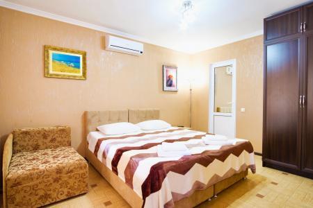Люкс 2-местный 2-комнатный с мини-кухней