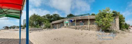 Территория и пляж