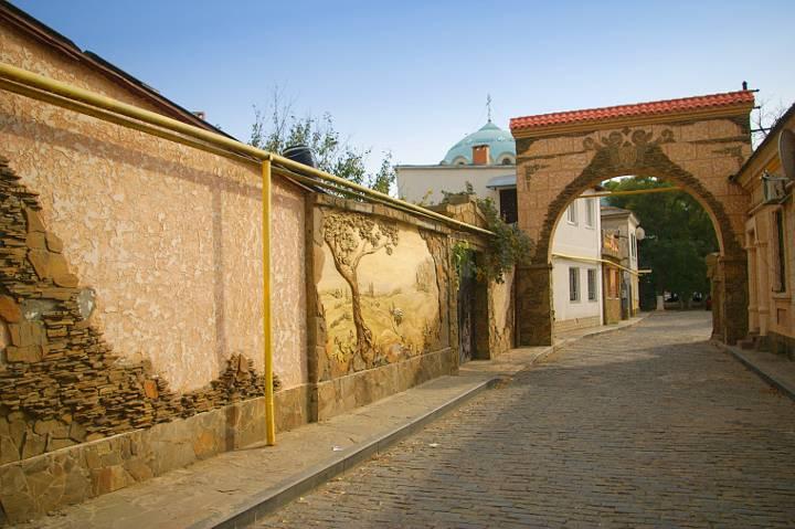 Памятники, исторические объекты Малый Иерусалим Евпатория Малый Иерусалим, Евпатория