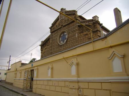Синагога, Евпатория