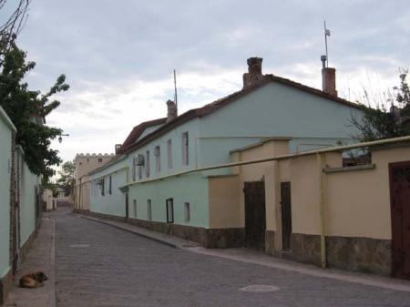 Караимские дома, Евпатория