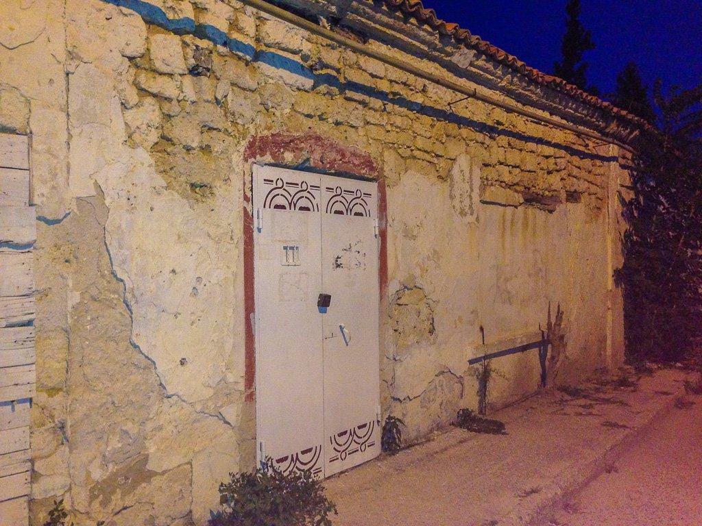 Памятники, исторические объекты Средневековая турецкая баня Евпатория Средневековая турецкая баня, Евпатория