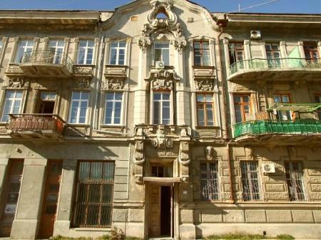 Памятники, исторические объекты Дом С.Э. Дувана