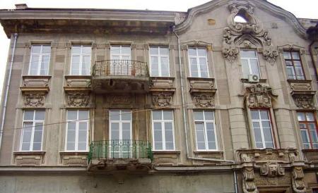 Дом Дувана, Евпатория