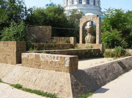 Суворовский редут, Евпатория