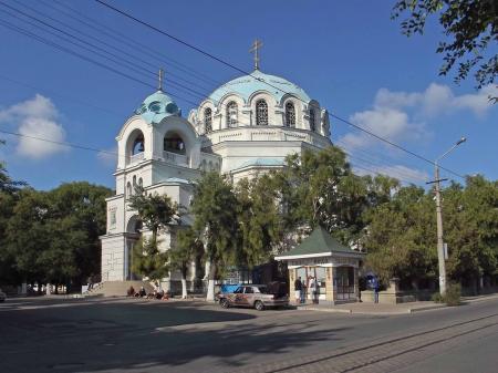 Действующие религиозные объекты Собор св. Николая Чудотворца