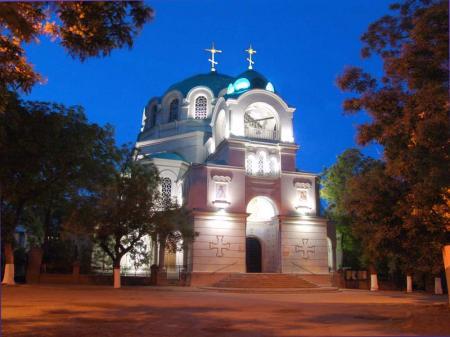 Собор св. Николая Чудотворца, Евпатория