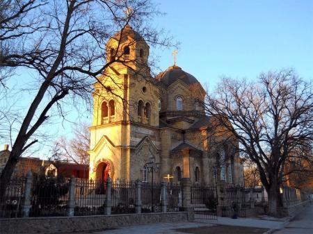 Свято-Ильинская церковь, Евпатория