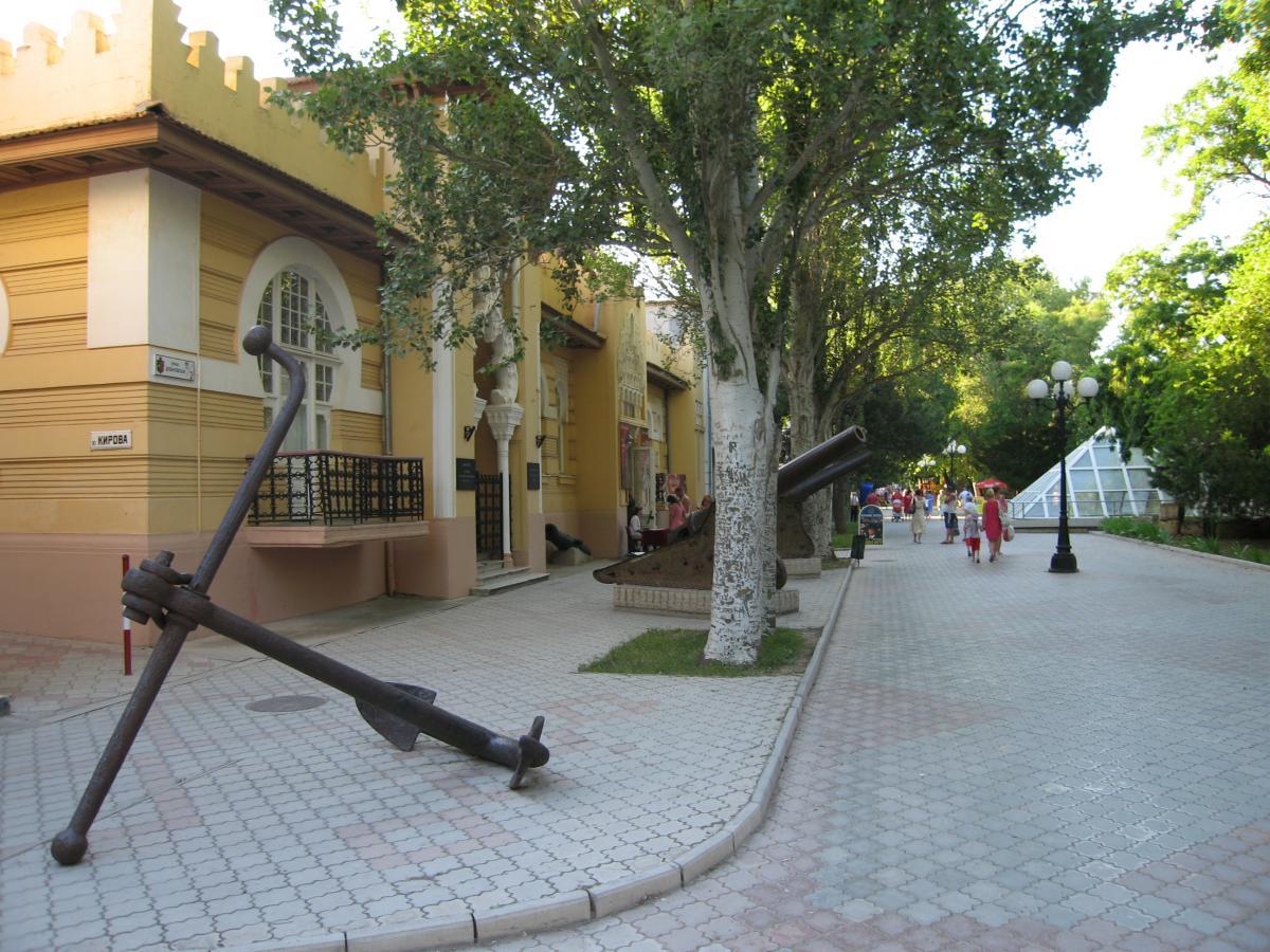 Музеи, выставки, галереи Евпаторийский краеведческий музей Евпатория Евпаторийский краеведческий музей