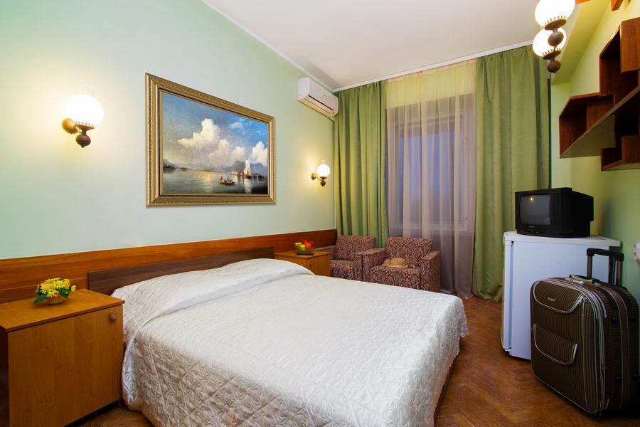 Санаторий Таврия Евпатория Корпус №4   - 1 комнатный 2 местный Улучшенный