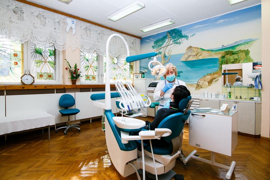 Санаторий Таврия Евпатория Стоматология