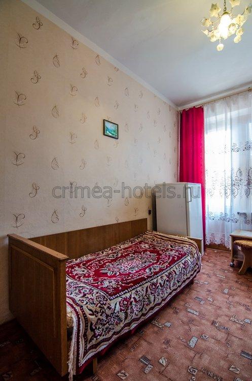 Санаторий Мечта Евпатория 1 корпус - 1-комнатный 2-местный Стандарт