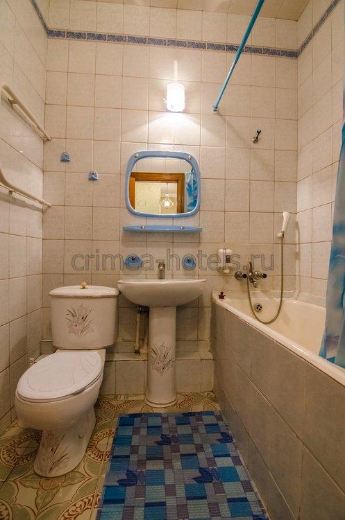 Санаторий Мечта Евпатория 1 корпус - 2-комнатный 2-местный Стандарт