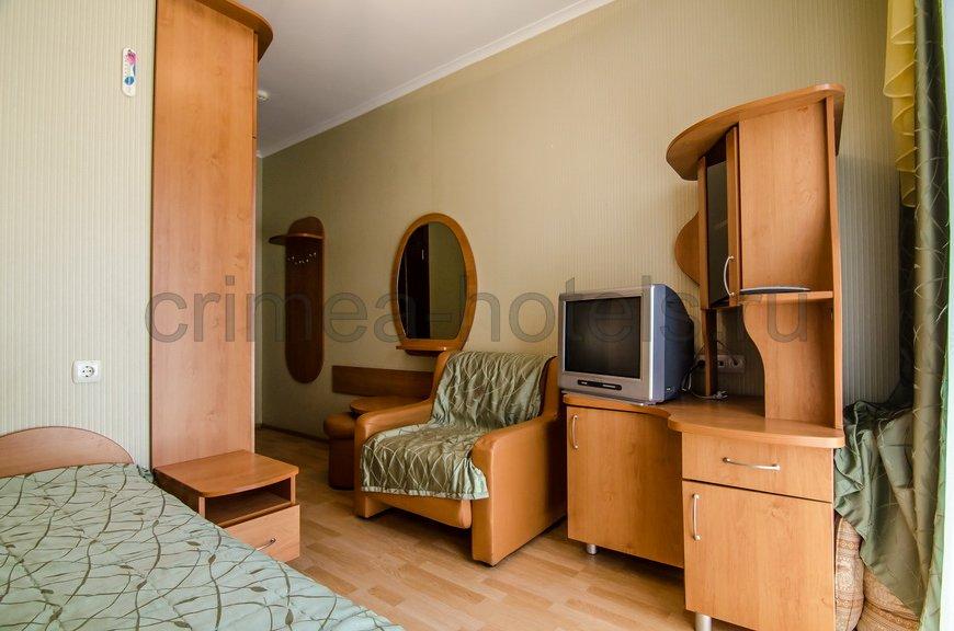 3корпус 1 комнатный 1 местный стандарт