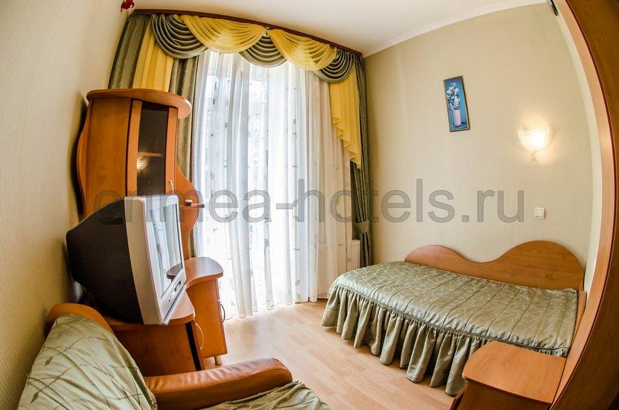 Санаторий Мечта Евпатория 3корпус 1 комнатный 1 местный стандарт