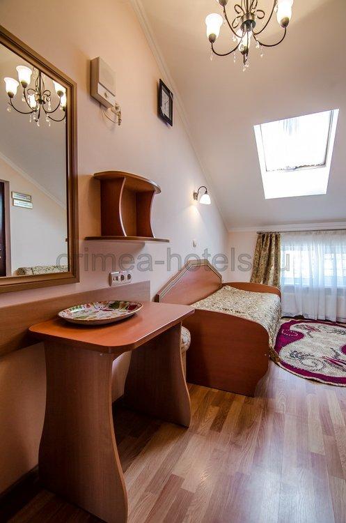 Санаторий Мечта Евпатория 4корпус 1 комнатный 1 местный стандарт