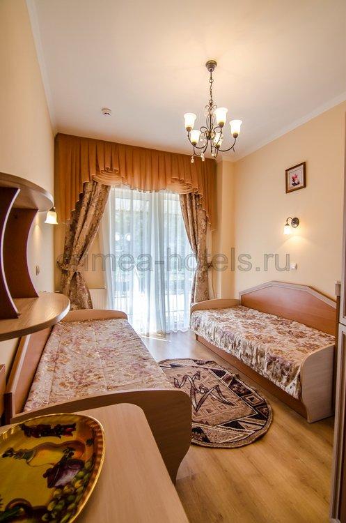 Санаторий Мечта Евпатория 4корпус 1 комнатный 2 местный стандарт