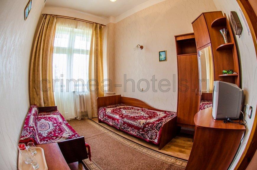 Санаторий Мечта Евпатория 6корпус 1 комнатный 1 местный стандарт