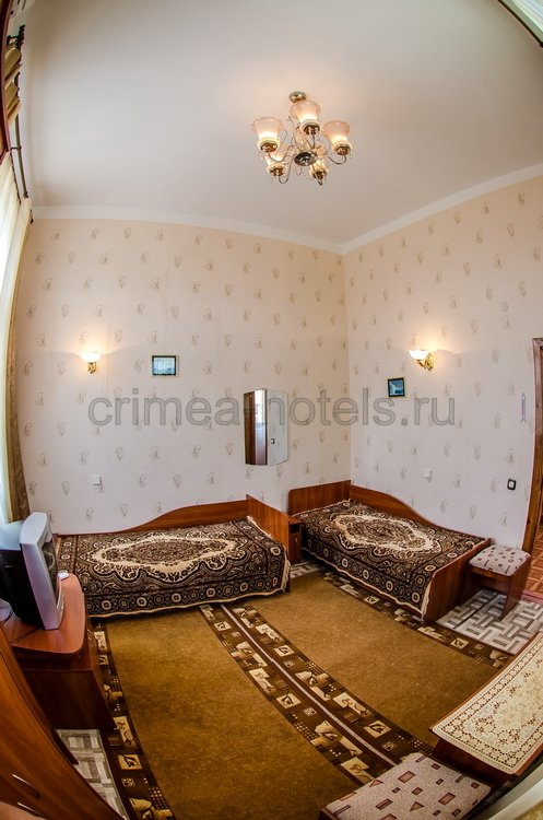 Санаторий Мечта Евпатория 6корпус 1 комнатный 2 местный стандарт