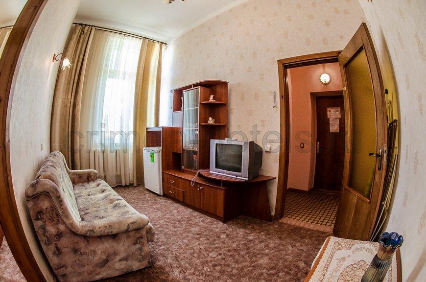 Санаторий Мечта Евпатория 6корпус 2 комнатный 2 местный стандарт