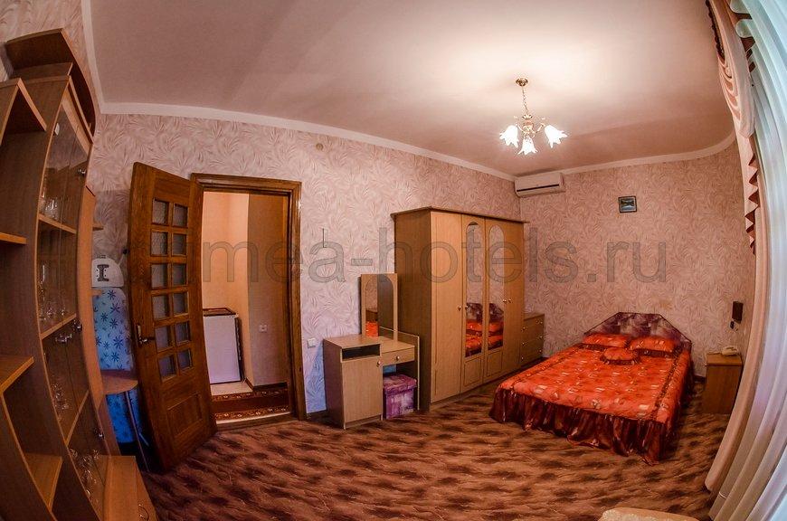 Санаторий Мечта Евпатория 9 коттедж - 1-комнатный 2-местный Люкс