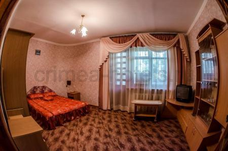 9 коттедж - 1-комнатный 2-местный Люкс
