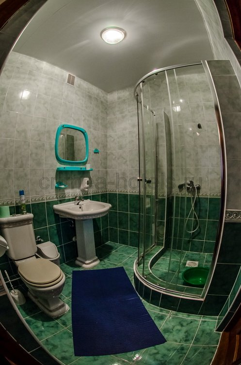 Санаторий Мечта Евпатория 9 коттедж - 2-комнатный 2-местный Люкс