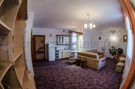 10 коттедж - 2-комнатный 2-местный Люкс